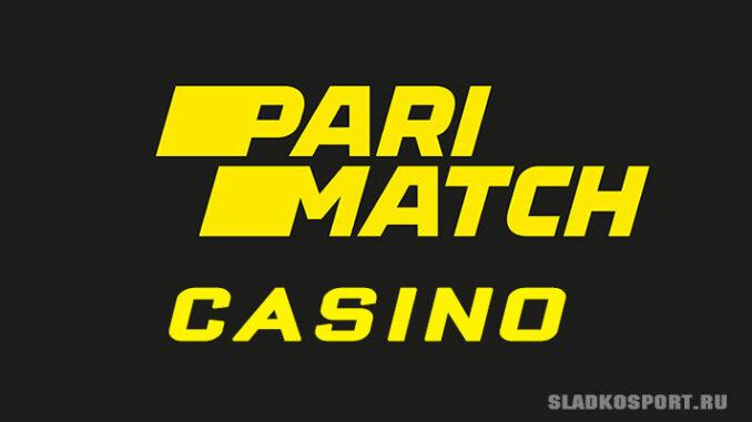 CASINO parimatch